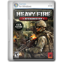 Heavy Fire- Afghanistan Game Icon by Nighted