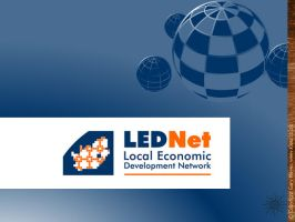 LEDnet corporate logo by gmey