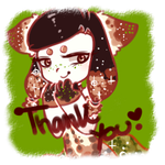 Thank You! by OwIy