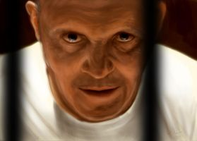 Dr. Lecter by StoobyToons