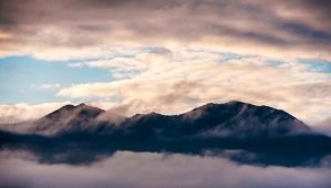Misty Mountains Call 2 by Moonnight