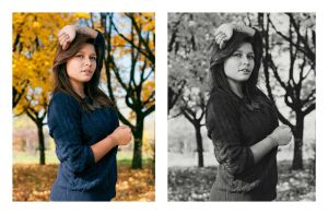 Color or bw by FiorOf