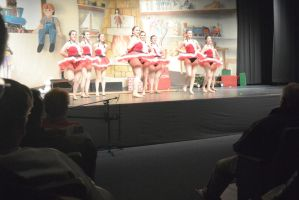 Dance Company Christmas Show,Santa's Tap Girls9 by Miss-Tbones