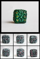 Cthulhu Dice by Namingway