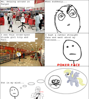 Yet another rage comic. ^_^ by tehAgg