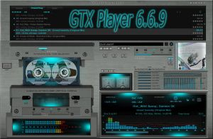 GTX HD Player 6.6.9 by drakullas