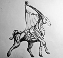 Melodic Aries by SilverSpectrum23