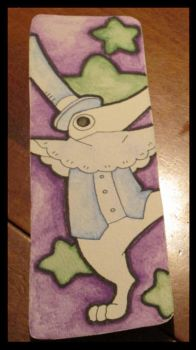 Excalibur Bookmark by leoutback