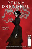 Penny Dreadful 2nd Printing Cover by AbigailLarson