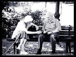 Old Love by Bgranny