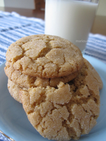 Peanut Butter Cookies by maytel