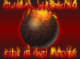 Fire Is Our Future by Enigmatic-Andy
