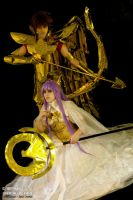 Saint Seiya: The Lost Canvas by PriSuicun