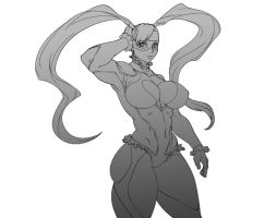 R-Mika by Magma-Ink