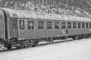 Frozen train by dantedan