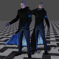 Vergil by Sticklove