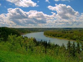 North Saskatchewan No. 25 by schon