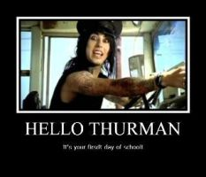 Hello Thurman by xtcmuffin