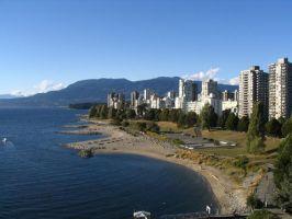 Vancouver by Theattemptedside