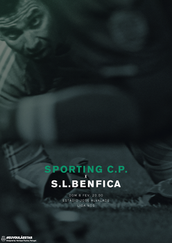 Sporting CP x SL Benfica by h3nrassc
