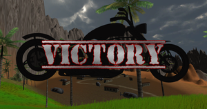Victory Screen for Bohemian Brofist by Nathan-Jahromi