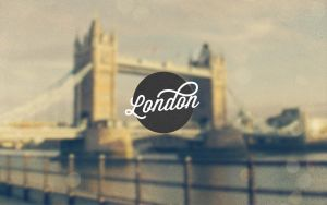London, Wallpaper by dop12