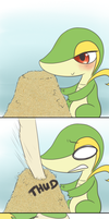 And you still can't build sandcastles either by Cute-Saki