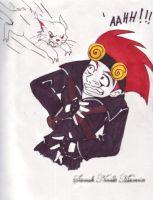 Look Out Jack Spicer by SpikenSanzolvr