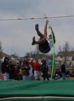 Pole Vaulter by eyenoticed