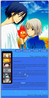 Howl's Moving Castle Journal Skin by rydi1689