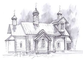Church of St. Nino by Masha-Ko