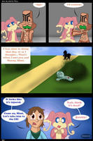 An Alien's Tail: Page 50 by Fishlover