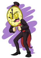 Superjail: No Time by forte-girl7