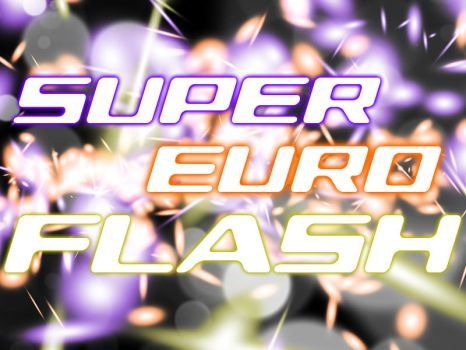 Super Euro Flash by DDRDAIKENKAI