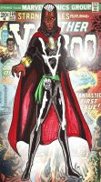 Classic Doctor VOODOO by RWhitney75