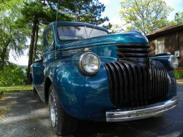 '46 Chevy by atkinsonian2