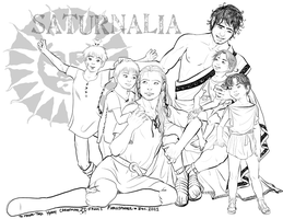 Happy Saturnalia by fablespinner