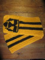 BumbleBee Transformer Scarf by Metoria