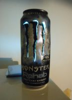 Monster Rehab Protean Can Light I by chaptmc