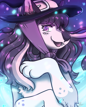 [DTA ENTRY] A Good Witch! by DannyHorseRules