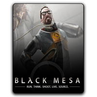 Black Mesa Source Icon2 by dylonji