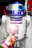 R2-D2 vs Sonic Screwdriver by ZeroKing2015