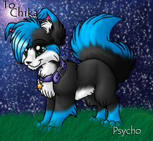 OMFG.It's Chika by PsychicPsycho