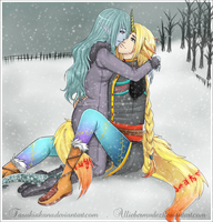 .AW: Under the Snow. by TasukiAkana