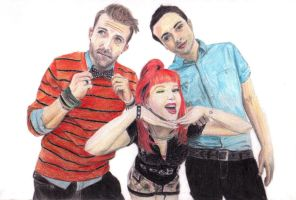 Paramore by Koti-blue