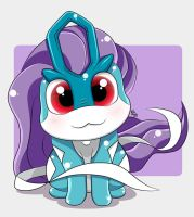 Suicune !! by DragoonForce2