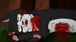 Swiftpaws Death by leafdawgs