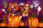 Halloween 2010 by izka197