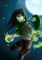 Shego: In the moonlight by ShadowOfSilent