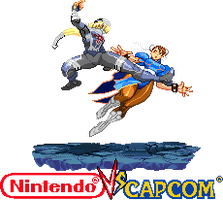 Sheik vs Chun-li Nintendo vs Capcom by Riklaionel